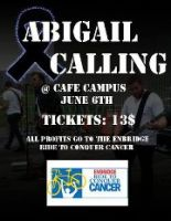 Piada is proud to sponsor and support local musicians Abigail Calling!